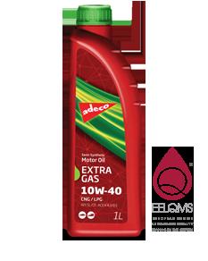 Ilustracija za EXTRA GAS SAE 10W-40