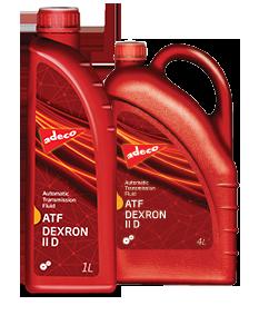 Ilustracija za ATF DEXRON II D